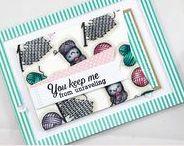 SugarPea Designs - Mes cartes/My cards