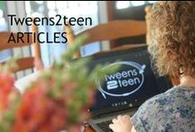 Articles | Tweens2teen / These are all the articles from my blog, both for parents of young people, and those who work with them. teen - tween - parenting