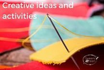 Creative Ideas & Activities | Tweens2teen / Creative activities for young people to either do when their bored, to decorate their room or to give away as gifts.