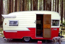 Vintage Trailers / Cool old trailers I have seen in my travels.