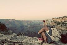 Wanderlust--->>> / by Sarah Leigh