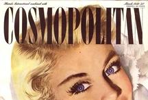 Magazines Covers / Portadas de Revistas que me agradan. Cosmopolitan - Vogue - Vanity Fair -  / by Pameliry