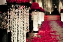 Wedding Ideas: Decor ect. / #Wedding #Decor #Tables #Flowers #Table Setting