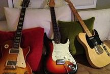 awesome guitars / by Dwain Wilwol