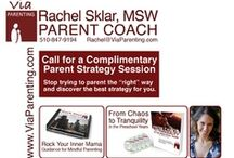 """ViaParenting: Reviews of """"Chaos to Tranquility in the Preschool Years"""" / If Your Preschooler Is Driving You Crazy, Let Me Show You How to Move Your Family From Chaos to Tranquility in the Preschool Years [audio course and guidebook]  Rachel Sklar, Parent Coach"""