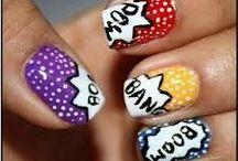 Cute Nail Art / Nail arts that I like :D
