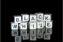 ♣ ◆ World Of Black And White ◆ ♣ / by Little Enigma