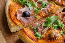 Pizza / Pizza - to słowo mówi samo za siebie ;-)