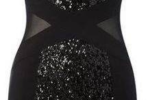What to wear: LBD / #What to wear #What to buy #LBD #Fashion #Curvy #Sexy #Black #Dresses