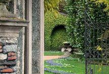 Italian beautiful gardens / I più bei giardini italiani