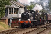 Steam Trains / All aboard for a Great Day Out