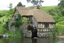 Cottages in the UK / Beautiful Cottages you just want to live in!