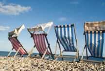 The Great British Seaside / Coastal pleasures for you to enjoy