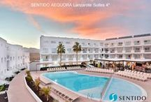 Hotel AEQUORA Lanzarote Suites / A newly built resort that stands out for its modern interior design