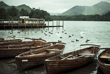 The Lake District / The majestic hills and lakes found in the North of England