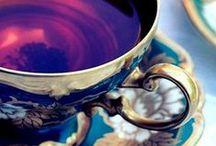 All about tea / Tè e accessori per fare il tè
