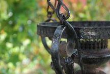 My gardenalia / Oggetti da giardino, nuovi e vintage