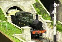Model Railways and Buildings / by Robert