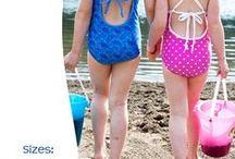 - Enfant : pyjamas, sous-vêtements, maillots de bain