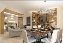 interior / Интерьеры квартир