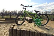 * B * Bikes / I love road biking. My children love their Isla Bikes. Here's some memories of our first few years biking...