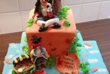 cake Jake the pirates / cake