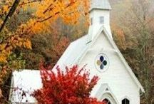 Country Churches / Country Christian churches #church #Jesus #Bible #Holy #Spirit #God