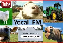 YocalFM - Yocal Radio for Yocal People! / Yocal FM, Local news, Music a Random comedy radio show/podcast hosted by tim presenter, tracey manlike and terry the talking dog.