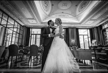 Wedding photography / Amazing wedding shoots full of emotion