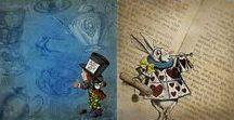 """Alice in Wonderland"" Inspired Interior Design"