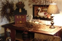 Antiques/Primitives / by Sonya