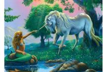 Unicorn & Mermaids