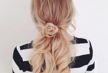 Hairstyles & haircare