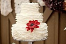 Decorative Cake Ideas / by Vanessa Sykes