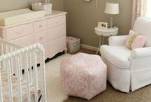 Nursery Inspiration / Get inspired with these nursery decor ideas and themes. / by The Savvy Bump