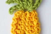 Croche / Gosto de apreciar os trabalhos e busco inspirações / by Maria raquel Savi