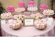 Baby Shower Ideas / Find lots of great ideas for throwing a baby shower as well as helpful tips (such as baby registry info) to help you prepare for your own shower. Gift ideas too! / by The Savvy Bump