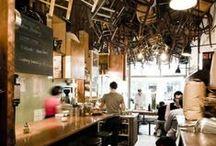 Interiors |  Cafe |  Restó & Bar  / Cafe interior design /architecture