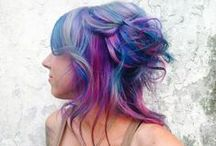 amazing colorful hair!!!!