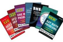 Get 800 Test Prep Books In Paperback / Links to the amazon pages of test prep books from the Get 800 collection.