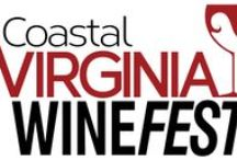 Coastal VA Wine Festival / Coastal Virginia Wine Fest at the Virginia Beach Convention Center invites you to enjoy wine tastings from VA wineries, a Virginia craft beer garden featuring popular breweries and many other vendors showcasing the best in specialty foods, arts and crafts. Stroll the MOCA Art Trail featuring artists such as painters, sculptors, jewelers and more brought to you by Virginia MOCA. Enjoy educational seminars, live entertainment, a grape stomp competition and more! / by Virginia Beach | Live the Life