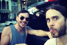 jared, shannon n tomo x  / by cheryl lord