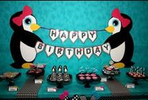 Penguin Birthday Parties! Cape Town / Fun birthday parties held at SANCCOB in Tableview. Dress up like a penguin, do a penguin dance, watch some penguins get fed!