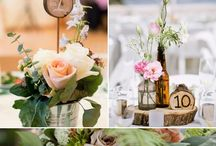 Our little rustic wedding May 2016 / Rustic barn dance