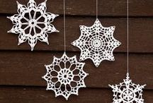 Christmas & Winter ornaments