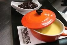 Locavore restaurant - gourmet & special / Flavours a la Locavore