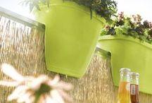 Garten gestalten / Ein farbenfrohes Blütenmeer auf Balkon oder Terrasse – das ist einfach herrlich. Besonders stimmungsvoll wird's, wenn die Balkonkästen passend zur Farbe der Blüten gewählt werden. Grüner Daumen inklusive: Mit unseren drei Bewässerungssystemen AQUA COMFORT, AQUA PLUS und EASY DRAIN für Blumenkästen sind Ihre Pflanzen stets bestens mit Wasser versorgt.