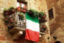Italian balcony!