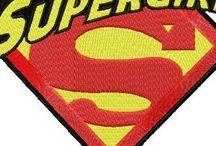 Super Girl / DC Comics super female.
