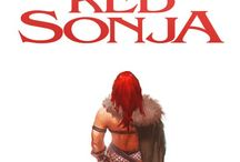 Red Sonja / Superhero